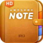 Awesome Note HD app icon