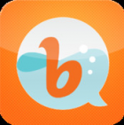 Bubbly app icon