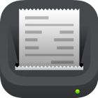 Receipts app icon