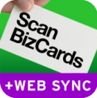 ScanBizCards Business Card Reader app icon