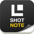 ShotNote app icon