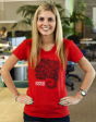 Women's Evernote Food T Shirt