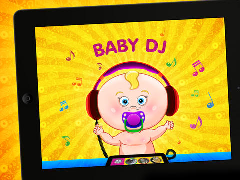 Baby DJ - iPad - English - Evernote App Center