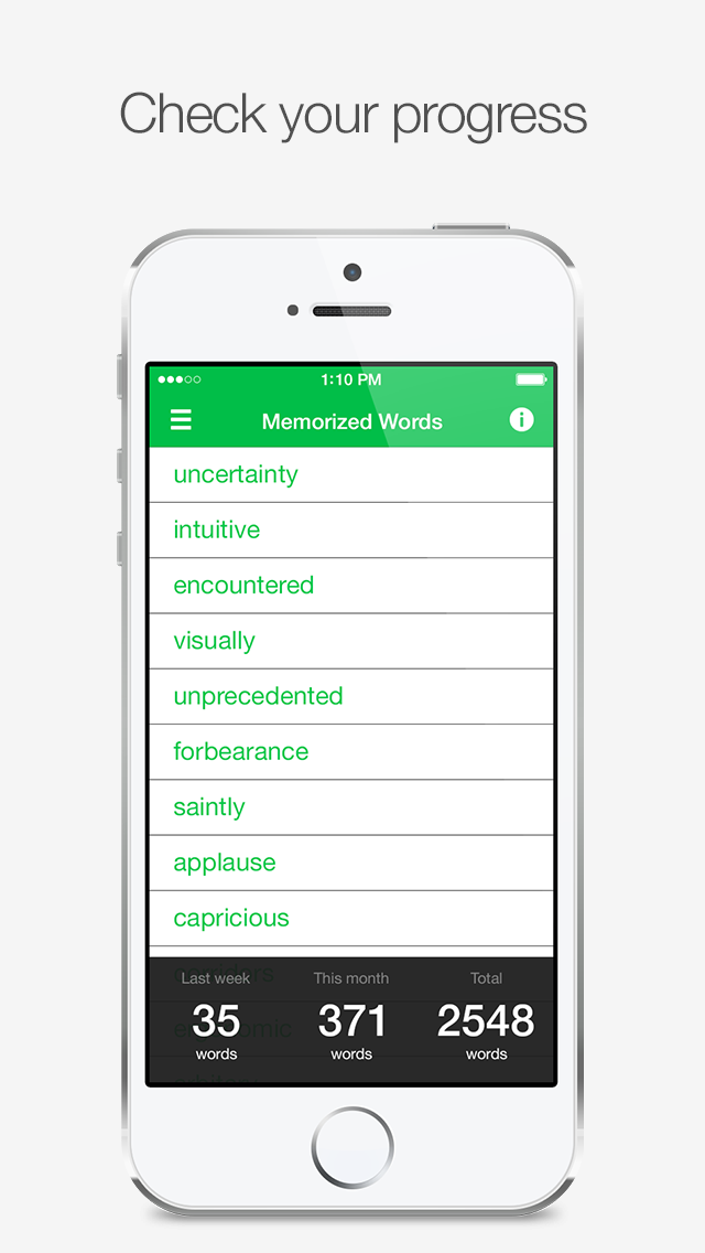 create your own dictionary app