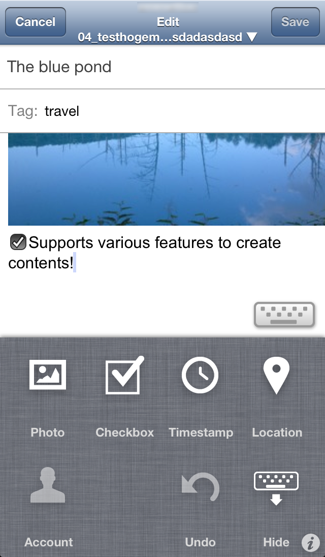Clever Iphone English Evernote App Center
