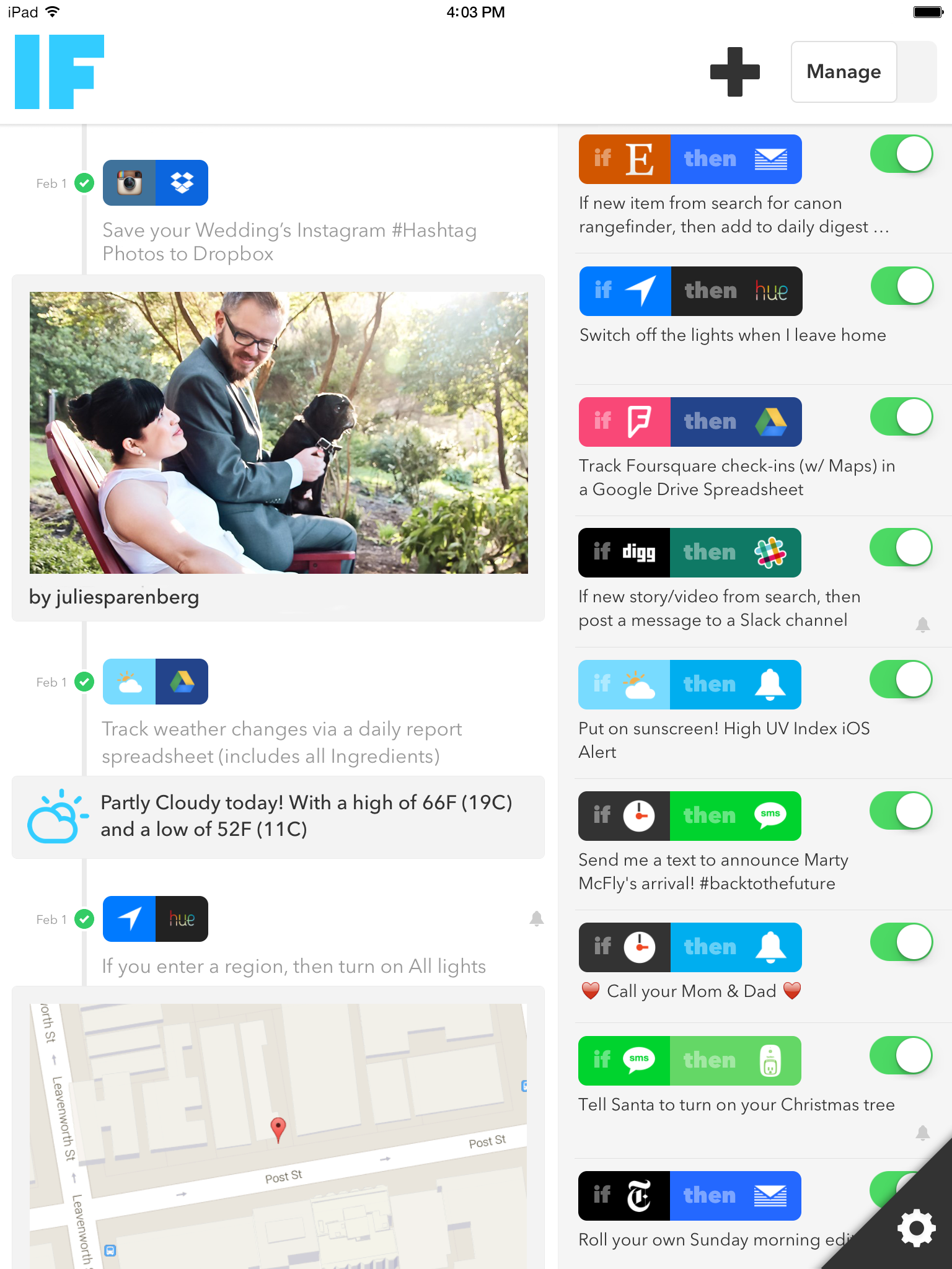 Sync Iphone To Ipad >> IF by IFTTT - iPad - English - Evernote App Center