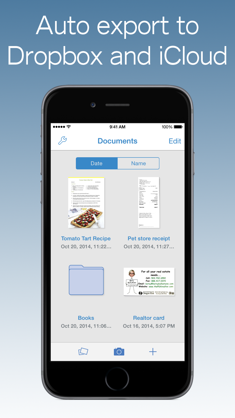 Evernote searchable