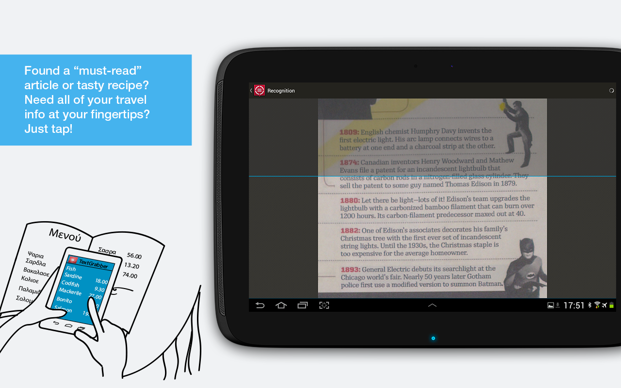 tablet document writing apps