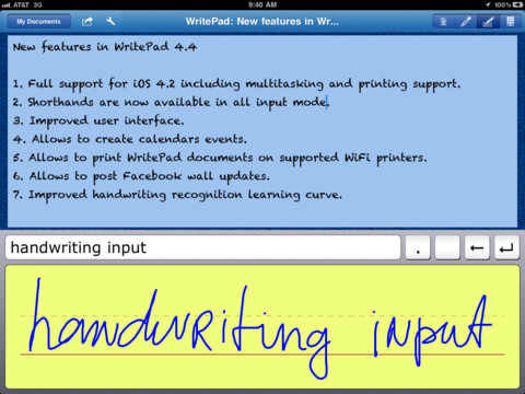 Evernote handwriting to text: the options