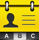 Business Card Reader app icon