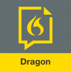 Dragon Anywhere app icon
