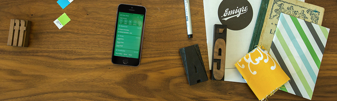 Lifestyle evernote app center for Lift style